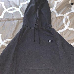 Men's vintage logo Nike hoodie